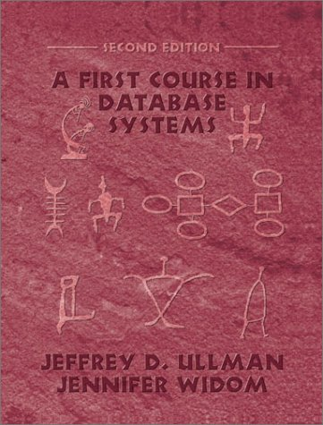 A First Course in Database Systems 9780130353009