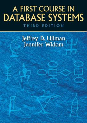 A First Course in Database Systems 9780136006374