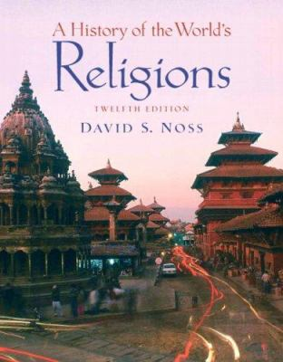 A History of the World's Religions 9780136149842