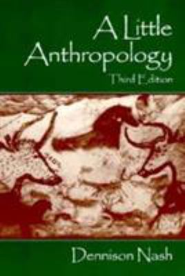 A Little Anthropology 9780139067365