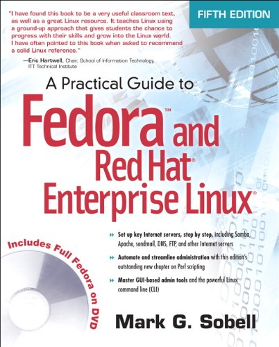 A Practical Guide to Fedora and Red Hat Enterprise Linux [With DVD ROM] 9780137060887