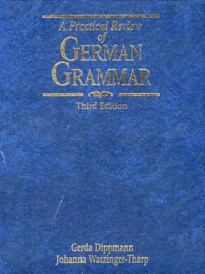 A Practical Review of German Grammar 9780139381430