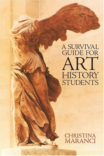 A Survival Guide for Art History Students 9780131401976
