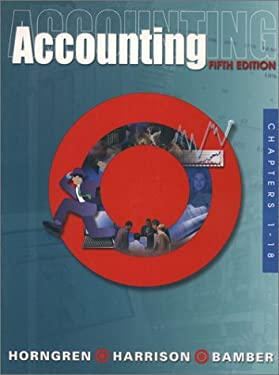 Accounting 1-18 and Target Report and CD Package 9780130732316