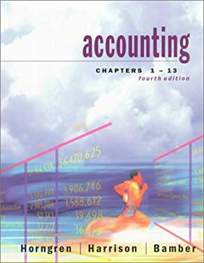 Accounting, Chapters 1-13 9780130823052