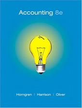 Accounting, Chapters 1-14