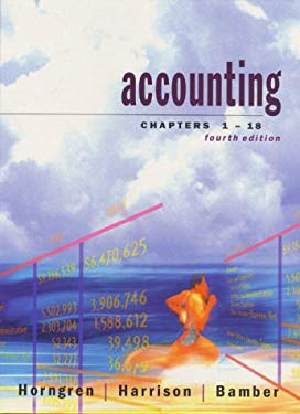 Accounting, Chapters 1-18 9780130831699