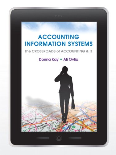 Accounting Information Systems: The Crossroads of Accounting & IT 9780132132527