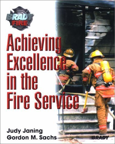Achieving Excellence in the Fire Service 9780130422088