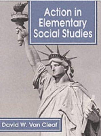 Action in Elementary Social Studies. 9780130132109