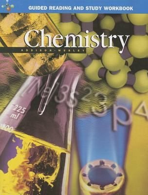 Addison Wesley Chemistry 5th Edition Guided Study Worksheets Se 2002c 9780130548696