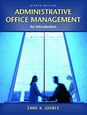 Administrative Office Management: An Introduction 9780131245105