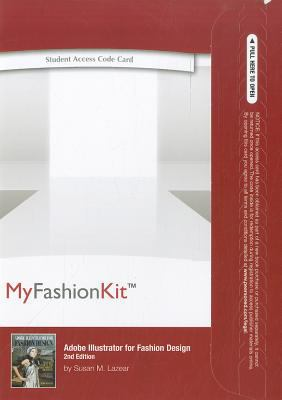Adobe Illustrator for Fashion Design Student Access Code Card 9780132791151