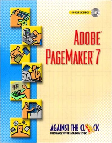 Adobe(r) PageMaker(R) 7 [With CDROM] 9780130487018