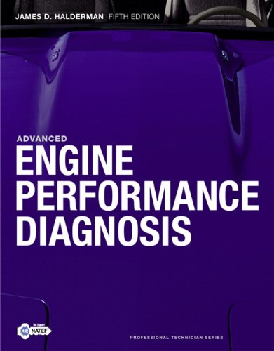 Advanced Engine Performance Diagnosis 9780132540094