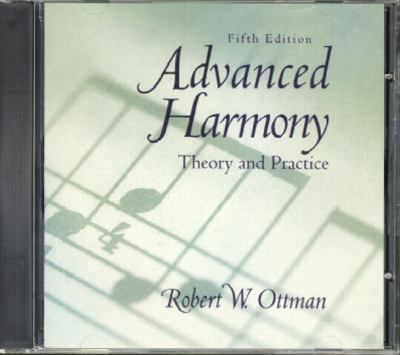 Advanced Harmony: Theory and Practice 9780130856982