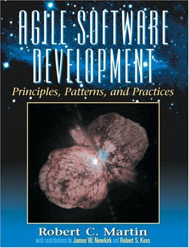 Agile Software Development, Principles, Patterns, and Practices 9780135974445