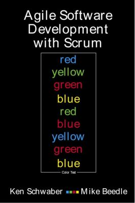 Agile Software Development with Scrum 9780130676344
