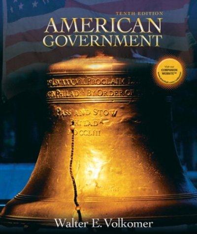 American Government 9780131834996