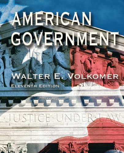 American Government [With DVD] 9780132211086