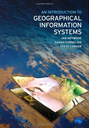 An Introduction to Geographical Information Systems 9780131293175