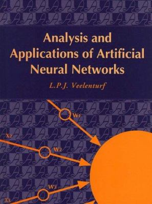 Analysis and Applications of Artificial Neural Networks 9780134898322