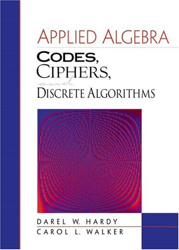 Applied Algebra 9780130674647