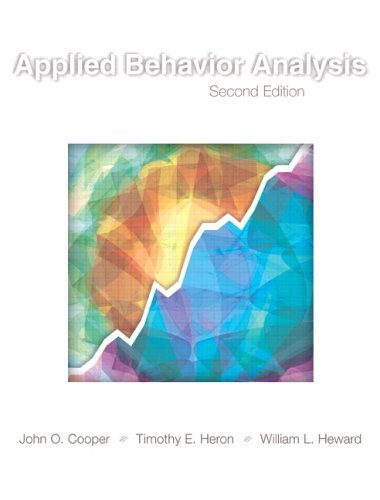 Applied Behavior Analysis 9780131421134