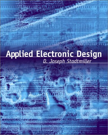 Applied Electronic Design 9780130947581