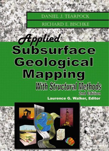 Applied Subsurface Geological Mapping with Structural Methods 9780130919489