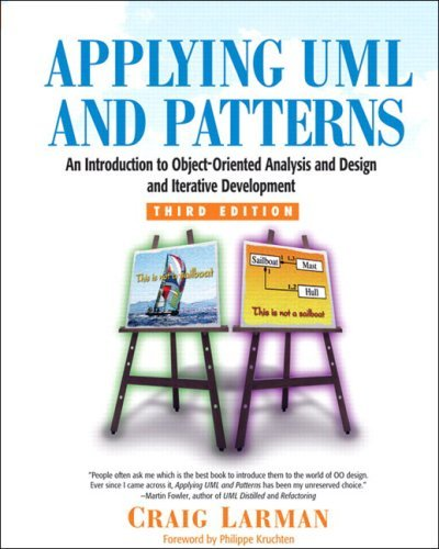 Applying UML and Patterns: An Introduction to Object-Oriented Analysis and Design and Iterative Development 9780131489066