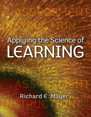 Applying the Science of Learning 9780136117575