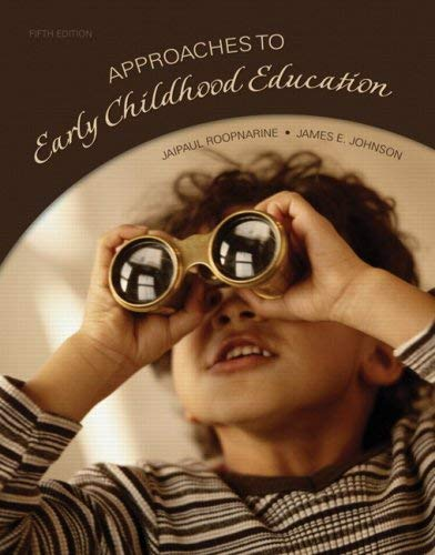 Approaches to Early Childhood Education 9780135126288