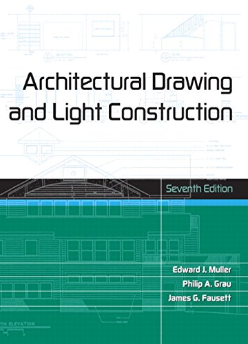 Architectural Drawing and Light Construction 9780131433847