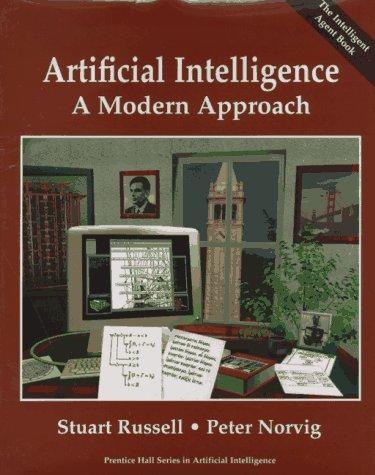 Artificial Intelligence: Modern Approach 9780131038059