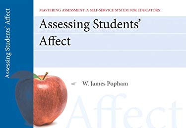 Assessing Students' Affect 9780132734882