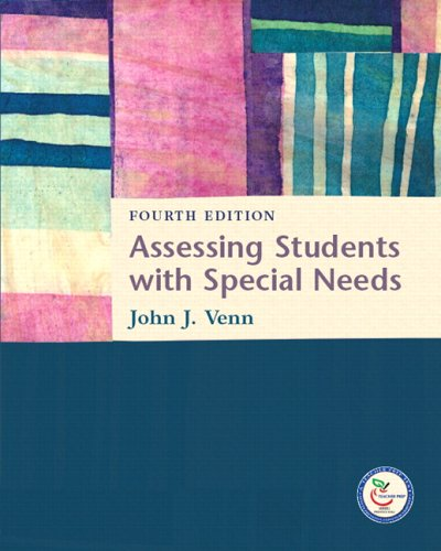 Assessing Students with Special Needs 9780131712966