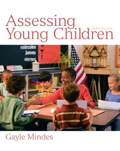 Assessing Young Children 9780137002276