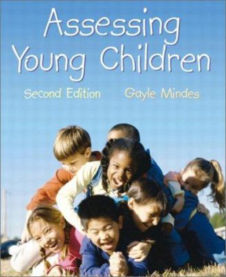 Assessing Young Children 9780130929082