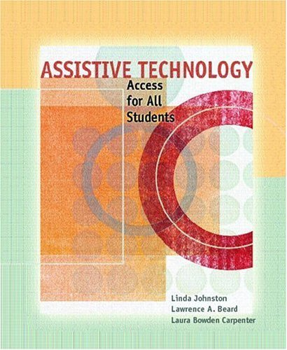 Assistive Technology: Access for All Students 9780131175693
