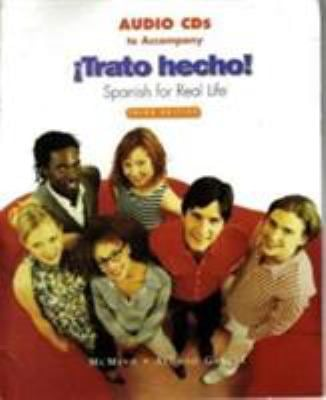 Audio CDs to Accompany Trato Hecho!: Spanish for Real Life