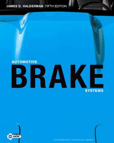 Automotive Brake Systems - 5th Edition