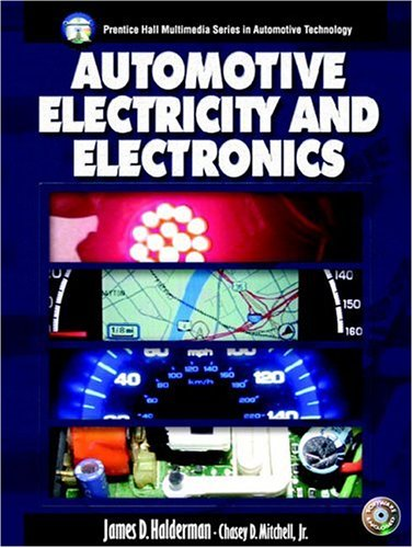Automotive Electricity and Electronics 9780130842244