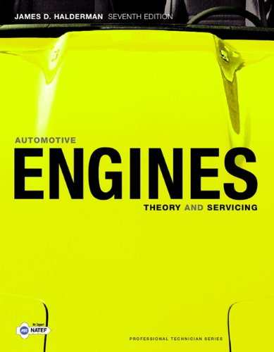 Automotive Engines: Theory and Servicing 9780135103838