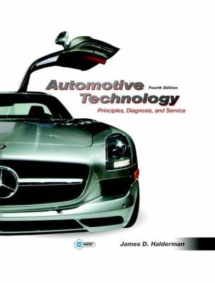 Automotive Technology Plus Myautomotivelab Pegasus with Pearson Etext 9780132804745