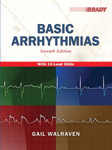 Basic Arrhythmias [With Access Code] 9780135002384