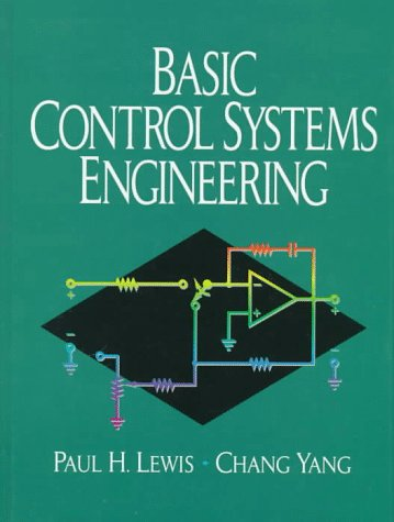 Basic Control Systems Engineering 9780135974360