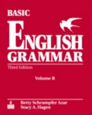 Basic English Grammar Student Book B with Audio CD 9780131849402