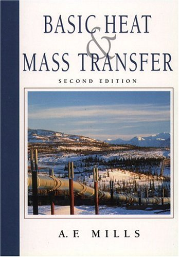 Basic Heat and Mass Transfer 9780130962478