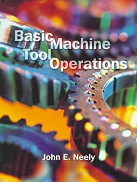 Basic Machine Tool Operations 9780130996770